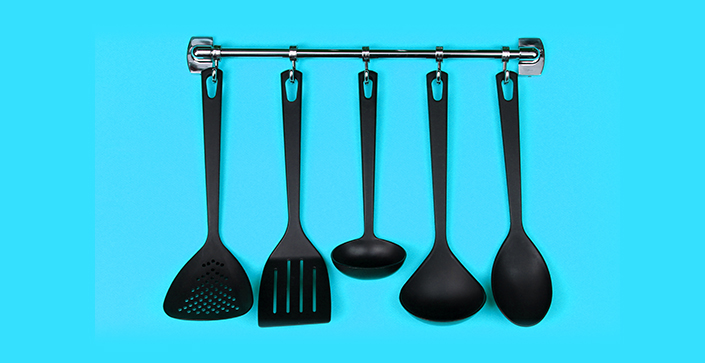 Kitchenware Selection